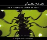 Mysterious Affair At Styles - Christie, Agatha - ISBN: 9780007191055