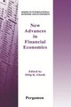 New Advances In Financial Economics - Ghosh, Dilip K. (EDT) - ISBN: 9780080424088