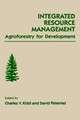 Integrated Resource Management - ISBN: 9780124064102