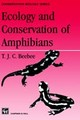 Ecology And Conservation Of Amphibians - Beebee, Trevor - ISBN: 9780412624100