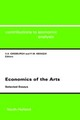 Economics Of The Arts - Ginsburgh, Victor A. (EDT)/ Menger, Pierre-Michel (EDT) - ISBN: 9780444824028