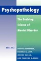 Psychopathology - ISBN: 9780521032599