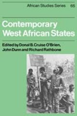 Contemporary West African States - ISBN: 9780521368933