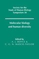 Society For The Study Of Human Biology Symposium Series - ISBN: 9780521560863