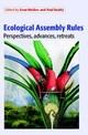 Ecological Assembly Rules - ISBN: 9780521652353