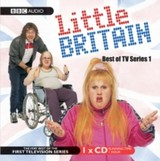 Little Britain, Best of TV Series, 1 Audio-CD. Vol.1 - Lucas, Matt; Walliams, David - ISBN: 9780563504955