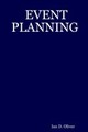 Event Planning - Oliver, Ian , D. - ISBN: 9781411635678