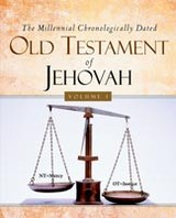Millennial Chronologically Dated Old Testament Of Jehovah Vol I - Lichfield, Walter Curtis - ISBN: 9781594677212