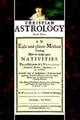 Christian Astrology, Book 3 - Lilly, William - ISBN: 9781933303031