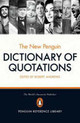 The New Penguin Dictionary of Quotations - Andrews, Robert - ISBN: 9780140514773