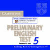 Cambridge Preliminary English Test 5 Audio Cd Set (2 Cds) - Cambridge Esol - ISBN: 9780521714402