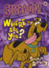 Scooby-doo!: Where Are You? Sticker Activity - (NA) - ISBN: 9781846468162