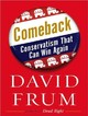 Comeback - Frum, David/ James, Lloyd (NRT) - ISBN: 9781400135875