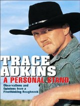 A Personal Stand - Adkins, Trace/ Sklar, Alan (NRT) - ISBN: 9781400136018