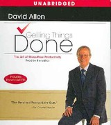 Getting Things Done - Allen, David - ISBN: 9780743571654