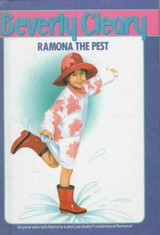 Ramona The Pest - Cleary, Beverly - ISBN: 9780881032796