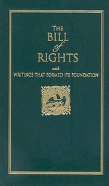 The Bill Of Rights - Founding Fathers (CRT) - ISBN: 9781557091512