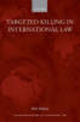 Targeted Killing In International Law - Melzer, Nils (legal Adviser To The International Committee Of The Red Cross (icrc)) - ISBN: 9780199533169