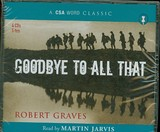 Goodbye To All That - Graves, Robert - ISBN: 9781906147037