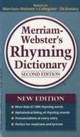 Merriam-webster's Rhyming Dictionary - (NA) - ISBN: 9780877798545