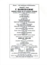 1886 Catalog Of The French Bronze Foundry Of F. Barbedienne Of Paris - Ltd., Schiffer Publishing, - ISBN: 9780887407055