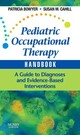 Pediatric Occupational Therapy Handbook - Bowyer, Patricia; Cahill, Susan M. - ISBN: 9780323053419