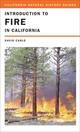 Introduction To Fire In California - Carle, David - ISBN: 9780520255777