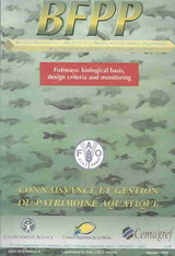 Fishways - Food And Agriculture Organization Of The United Nations - ISBN: 9789251046654