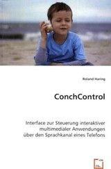 Conch Control - Häring, Roland - ISBN: 9783639035933