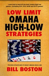 Omaha High-Low For Low-Limit Players - Boston, Bill - ISBN: 9781580422550