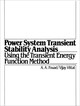 Power System Transient Stability Analysis Using The Transient Energy Function Method - Fouad, A. A./ Vittal, Vijay - ISBN: 9780136826750